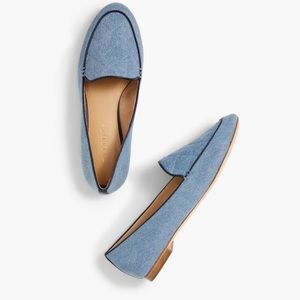 Talbots Ryan Loafers In Quilted Loafers 8 M